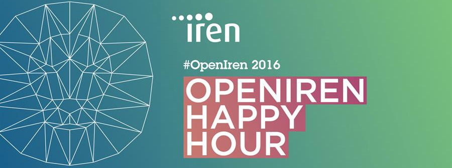 OpenInren Happy Hour